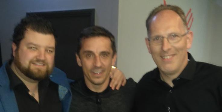Neville og Sveinar